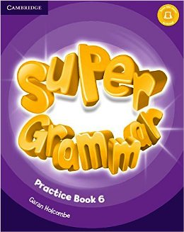 SUPER MINDS 6 SUPER GRAMMAR PRACTICE BOOK