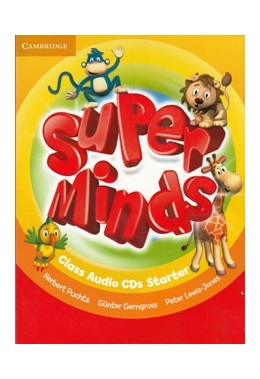 SUPER MINDS STARTER CLASS AUDIO CDs (SET 2 CD)