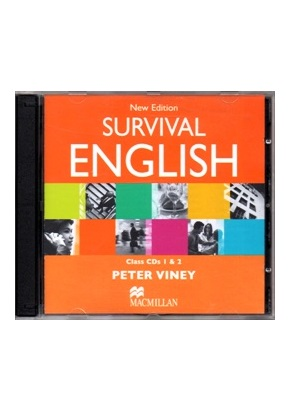 SURVIVAL ENGLISH NEW EDITION CLASS CDs (SET OF 2)