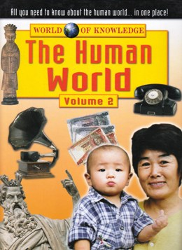 THE HUMAN WORLD VOL. 2