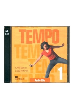 TEMPO 1 CLASS AUDIO CD (SET 2 CD)
