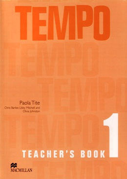 TEMPO 1 TEACHER'S BOOK