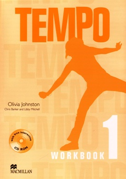 TEMPO 1 WORKBOOK WITH CD-ROM