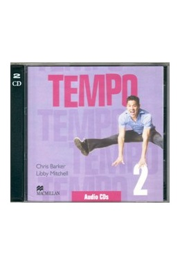 TEMPO 2 CLASS AUDIO CD (SET 2 CD)
