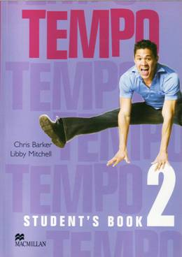 TEMPO 2 STUDENT'S BOOK PACK (STUDENT'S BOOK AND WORKBOOK)