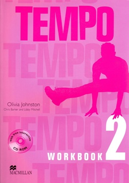 TEMPO 2 WORKBOOK WITH CD-ROM