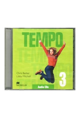 TEMPO 3 CLASS AUDIO CD (SET 2 CD)