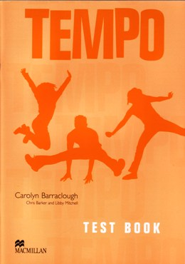 TEMPO ALL LEVELS TEST BOOK WITH AUDIO CD