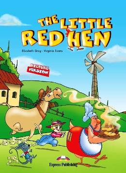 THE LITTLE RED HEN WITH AUDIO CD