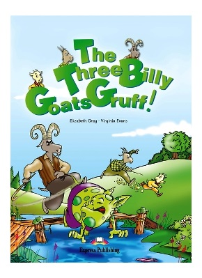 THE THREE BILLY GOATS GRUFF! DVD