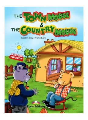 THE TOWN MOUSE & THE COUNTRY MOUSE DVD