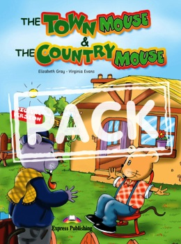 THE TOWN MOUSE & THE COUNTRY MOUSE PACK