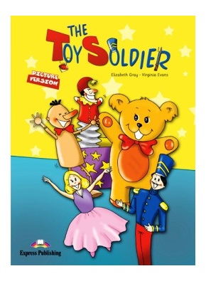 THE TOY SOLDIER DVD