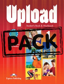 UPLOAD 1 STUDENT'S BOOK, WORKBOOK & IEBOOK