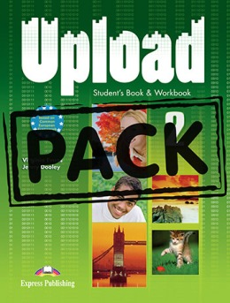 UPLOAD 2 STUDENT'S BOOK, WORKBOOK & IEBOOK