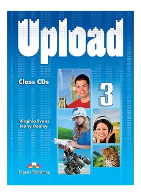 UPLOAD 3 CLASS CDs (SET 4 CD)