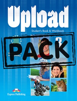 UPLOAD 3 STUDENT'S BOOK, WORKBOOK & IEBOOK