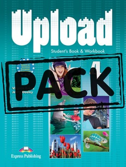 UPLOAD 4 STUDENT'S BOOK, WORKBOOK & IEBOOK