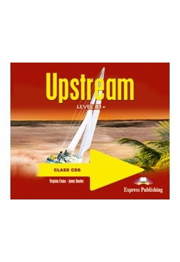 UPSTREAM B1+ CLASS CDs (SET 3 CD)
