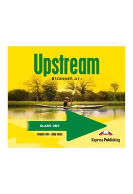 UPSTREAM BEGINNER CLASS CDs (SET 3 CD)