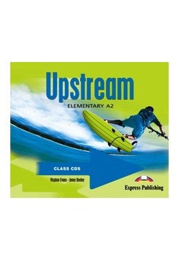UPSTREAM ELEMENTARY CLASS CDs (SET 3 CD)