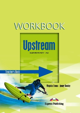 UPSTREAM ELEMENTARY WORKBOOK TEACHER'S