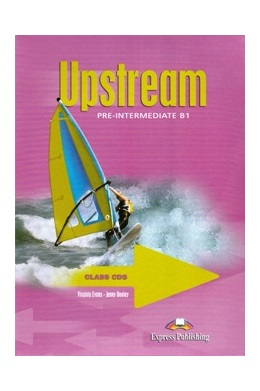 UPSTREAM PRE-INTERMEDIATE CLASS CDs (SET 4 CD)