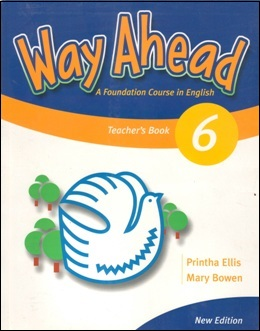 WAY AHEAD NEW ED. 6 TEACHER'S BOOK