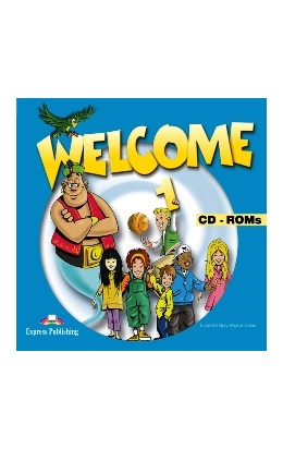 WELCOME 1 CD-ROM (SET 4 CD)