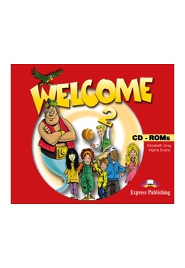WELCOME 2 CD-ROM (SET 4 CD)
