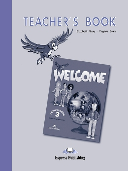 WELCOME 3 TEACHER'S BOOK