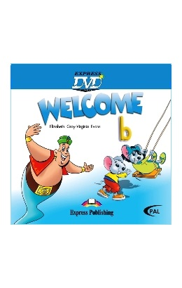 WELCOME STARTER B DVD