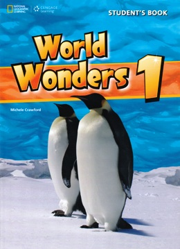 WORLD WONDERS 1 STUDENT'S BOOK WITH AUDIO CD