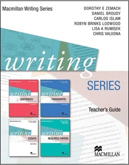 WRITING SERIES TEACHER'S GUIDE