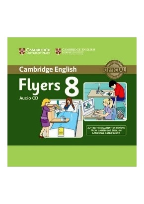 CAMBRIDGE YOUNG LEARNERS ENGLISH TESTS FLYERS 8 AUDIO CD