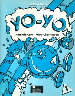 YO-YO 1 ACTIVITY BOOK